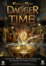 Load image into Gallery viewer, PRINCE OF PERSIA: THE DAGGER OF TIME