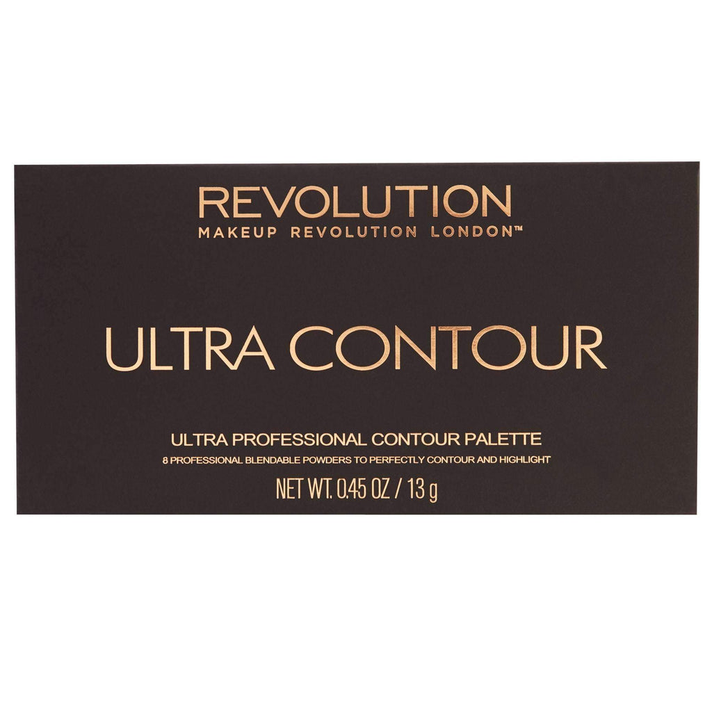 orabelca:Makeup Revolution - Ultra Contour