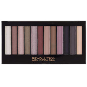 orabelca:Makeup Revolution - Redemption Palette - Romantic Smoked