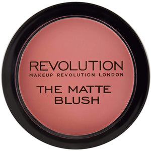 orabelca:Makeup Revolution - The Matte Blush,Beloved