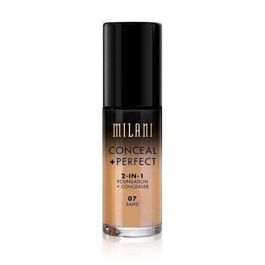orabelca:Milani - Conceal + Perfect 2 in 1 Foundation + Concealer