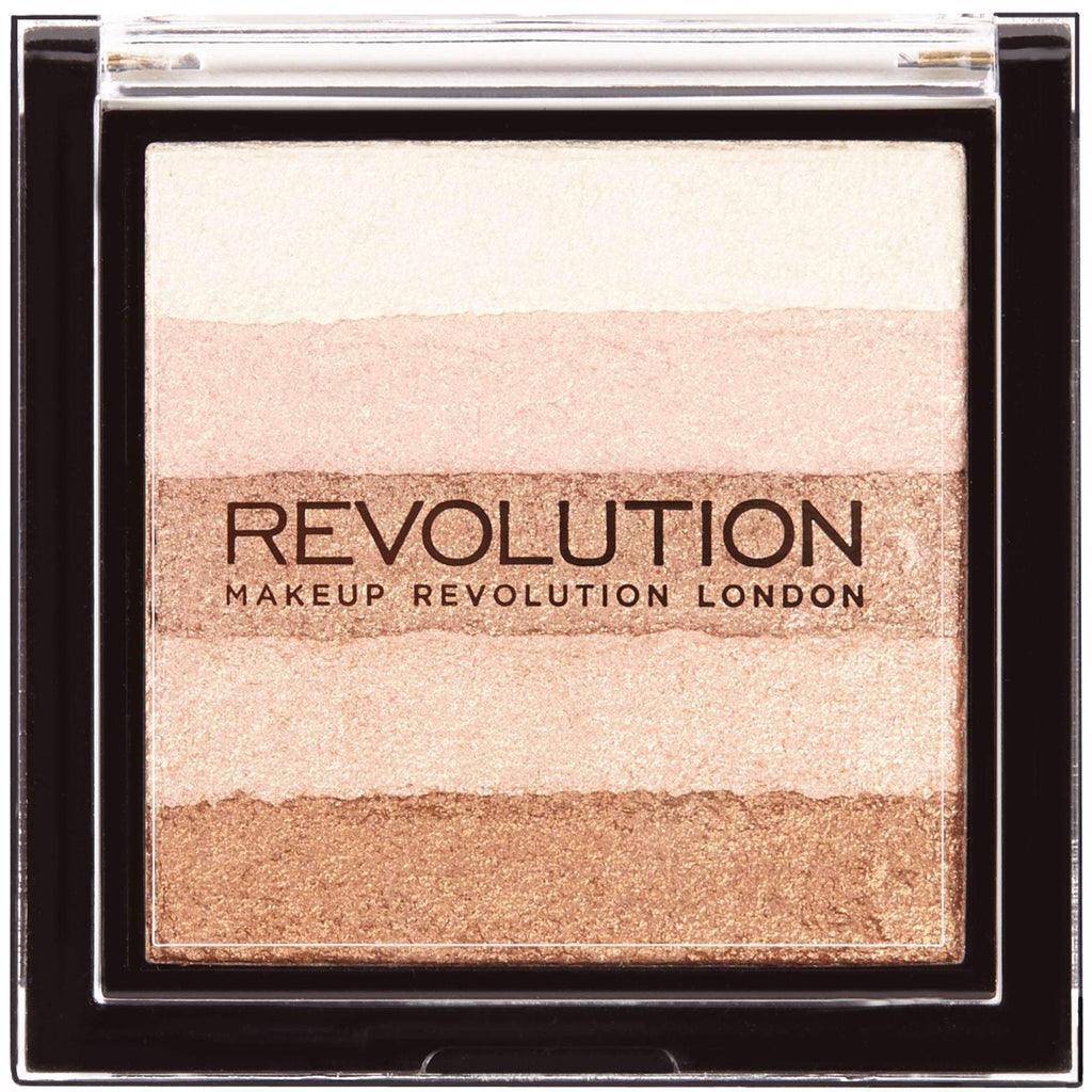 orabelca:Makeup Revolution - Vived Shimmer Brick - Radiant
