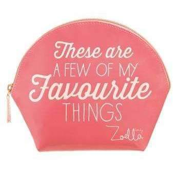 orabelca:Zoella - Favorite Things Beauty Bag