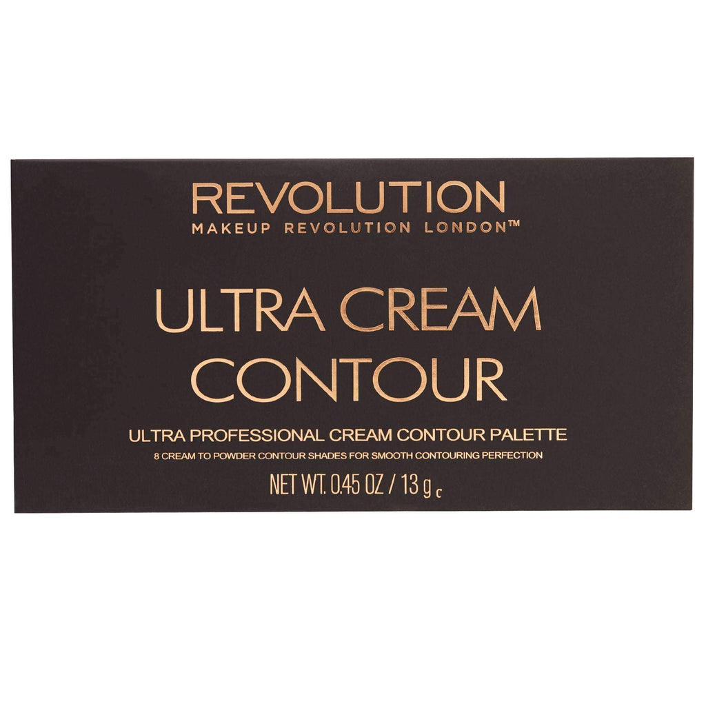 orabelca:Makeup Revolution - Ultra Cream Contour