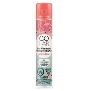 COLAB Invisible Dry Shampoo - Paradise - 200mL