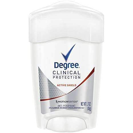 Degree Women Clinical Antiperspirant Deodorant Cream Active Shield