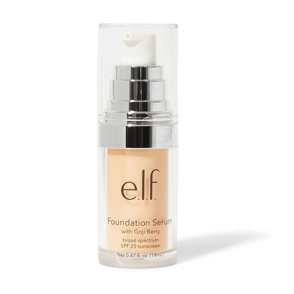 ELF Cosmetics Beautifully Bare Foundation Serum