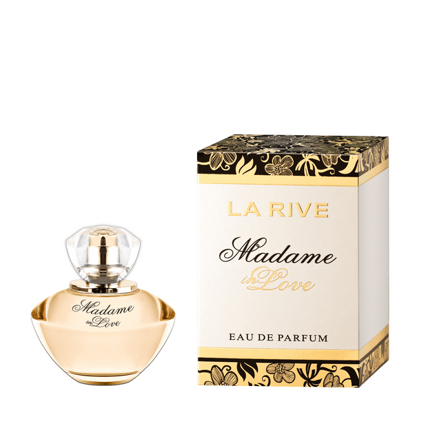 MADAME IN LOVE Inspired by FLORA by GUCCI - EDP 90 ML