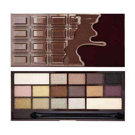 orabelca:Makeup Revolution - Death By Chocolate