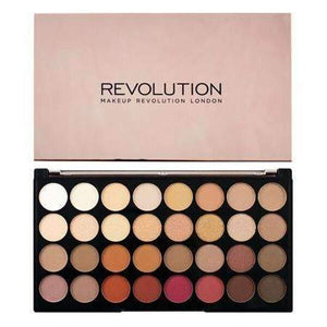 orabelca:Makeup Revolution Flawless 3 Resurrection - Ultra 32 Eyeshadow Palette
