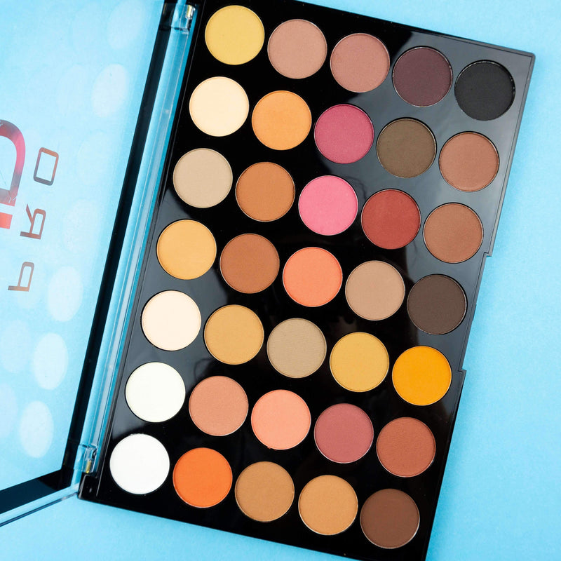 Makeup Revolution HD Palette Amplified 35 - Innovation