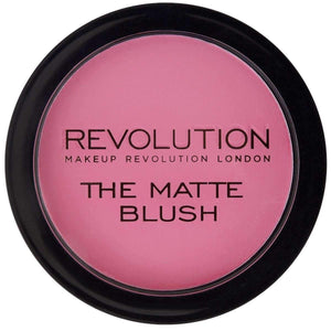 orabelca:Makeup Revolution - The Matte Blush,Dare