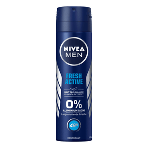 Nivea Men Spray Deodorant 150ml