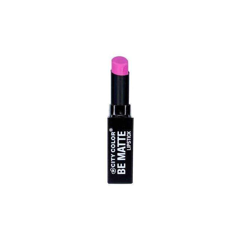 orabelca:City Color - Be Matte Lipstick,Samy