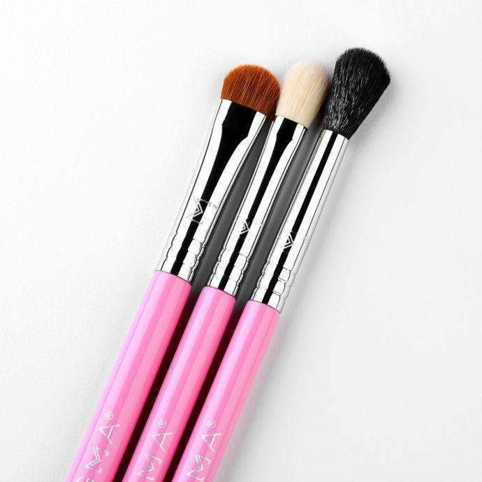 orabelca:Sigma Passionately Pink Brush Set