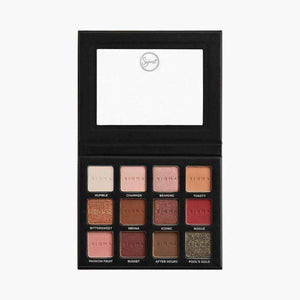 orabelca:Sigma Warm Neutrals Volume 2 Eyeshadow Palette
