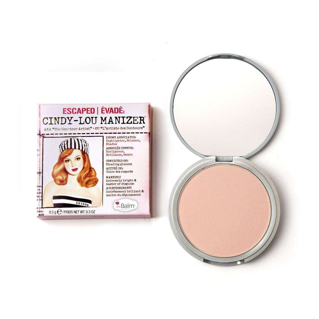 The Balm Cosmetics Cindy-Lou Manizer Highlighter
