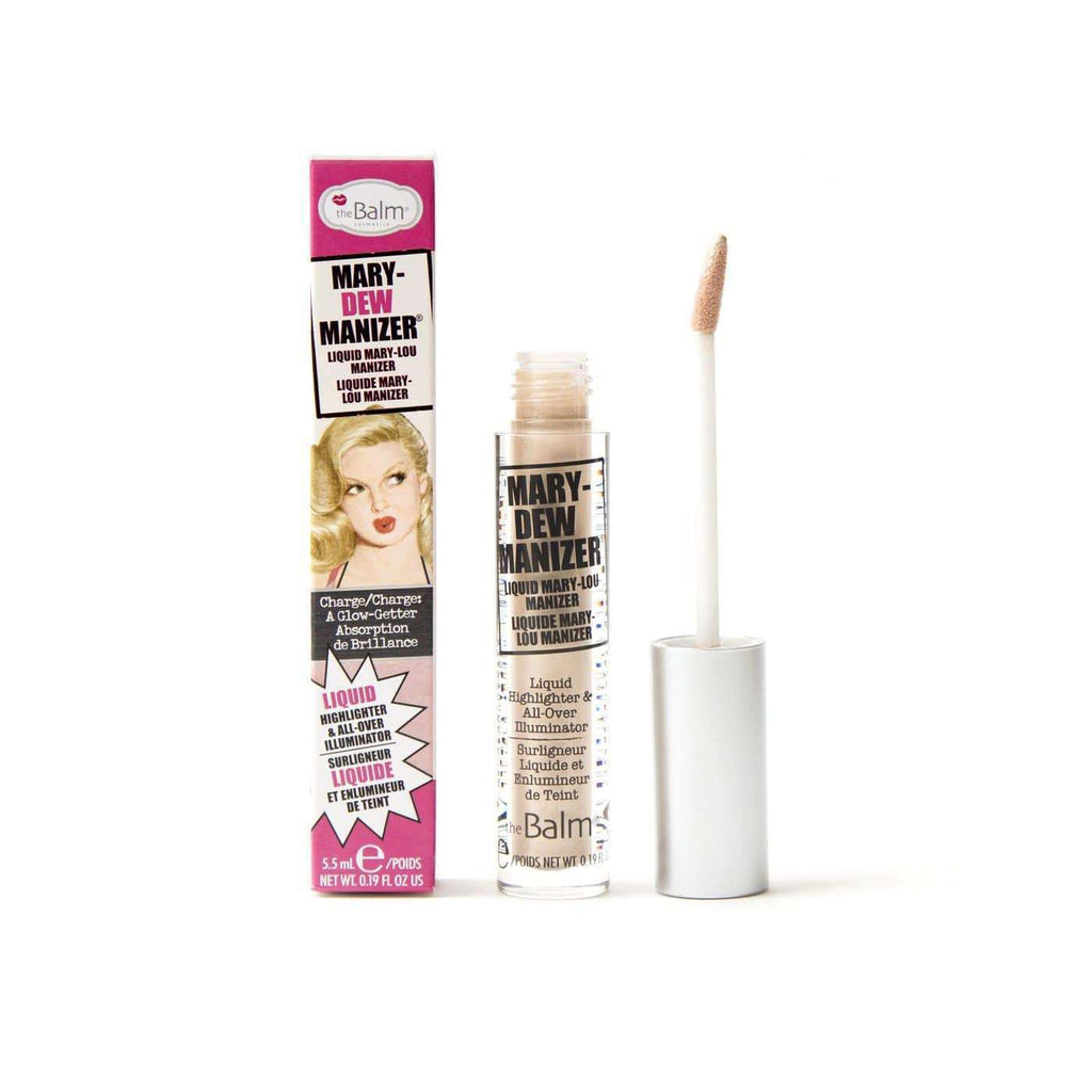 The Balm Cosmetics Mary-Dew Manizer Liquid Highlighter
