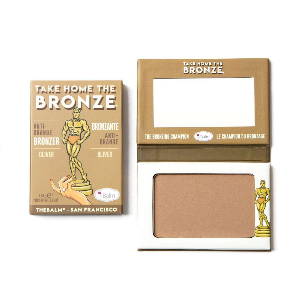 The Balm Cosmetics Take Home The Bronze Anti Orange Bronzer