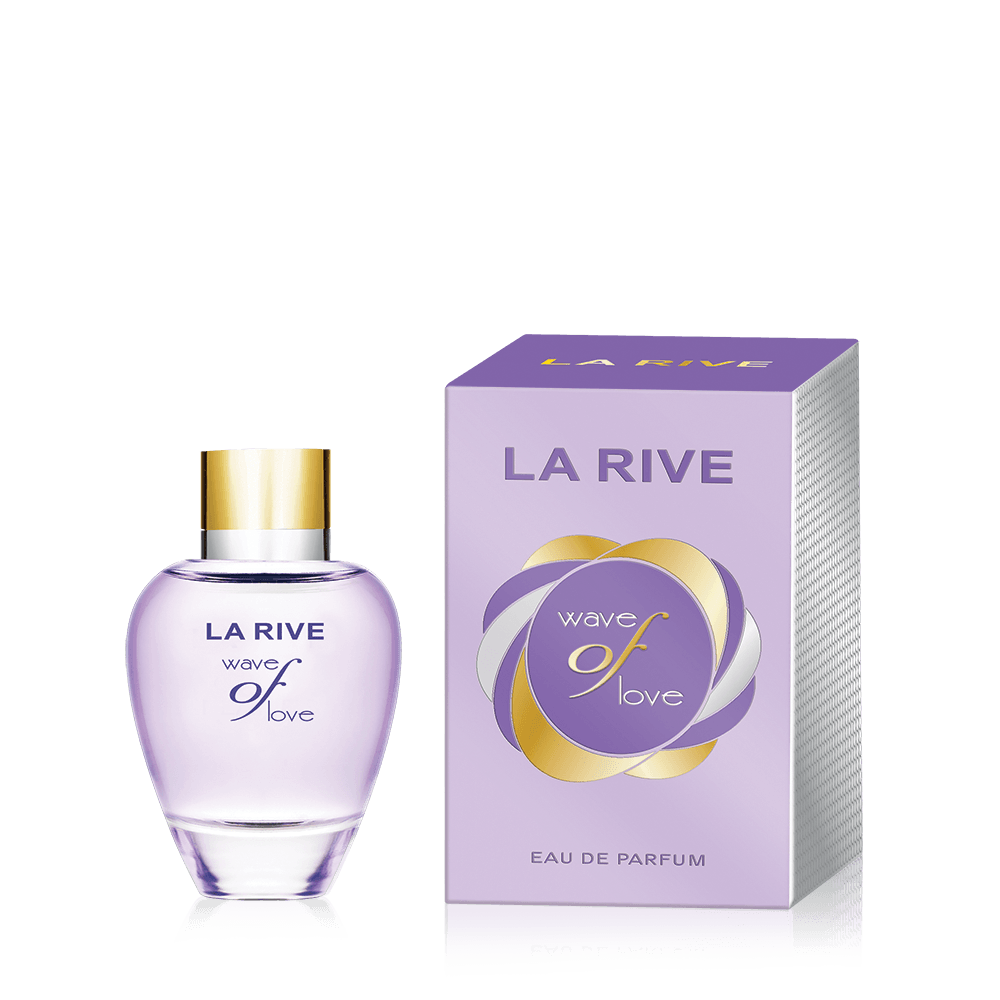 WAVE OF LOVE Inspired by ARPEGE by LANVIN - EDP 90ML