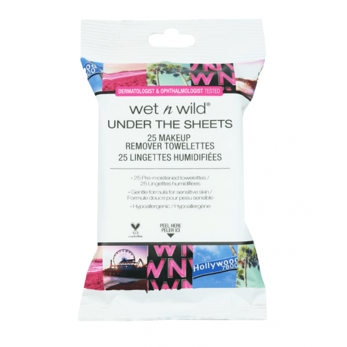 Wet n Wild Makeup Remover Towelettes
