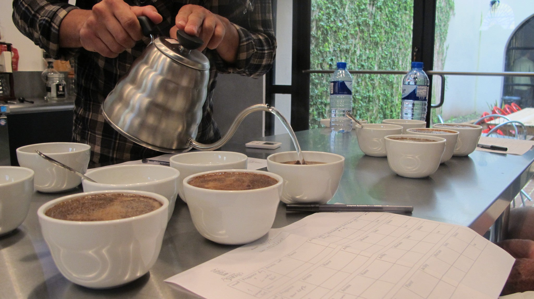 Coffee Cupping Workshop