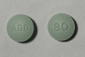 Buy Oxycodone 80 MG (90 Pills)