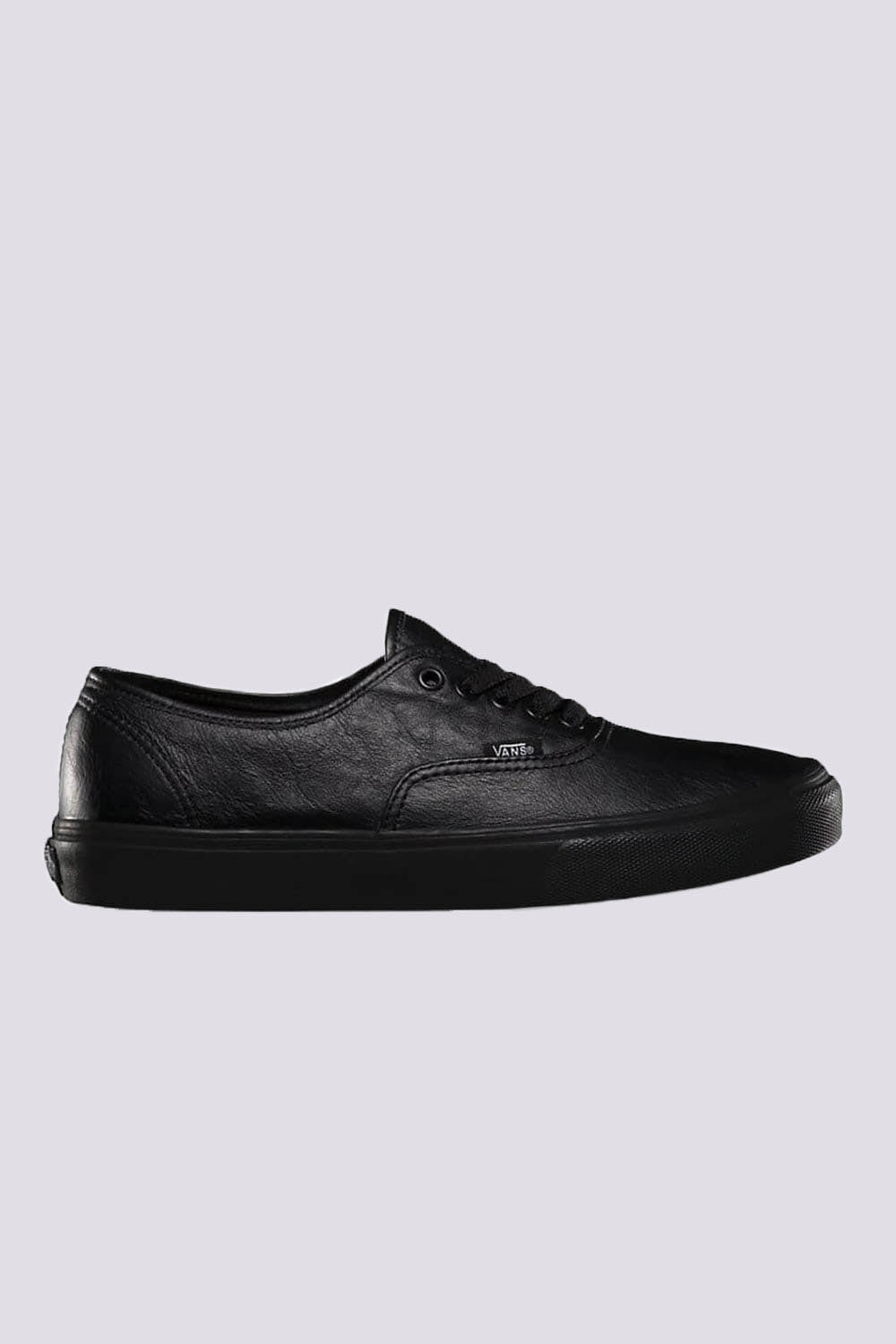 Authentic Leather Black/Black