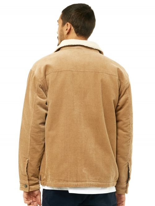 Coup Cord Jacket Latte