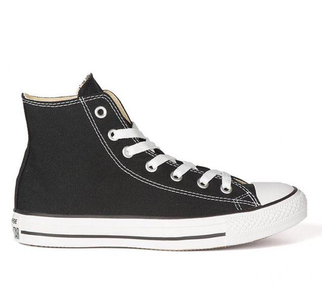 Ct Core Canvas Hi Blk/Wht