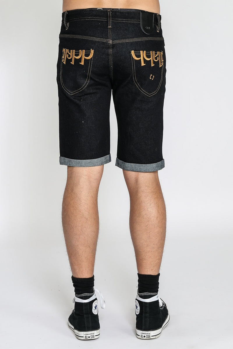 Capsize Straight Short Navy