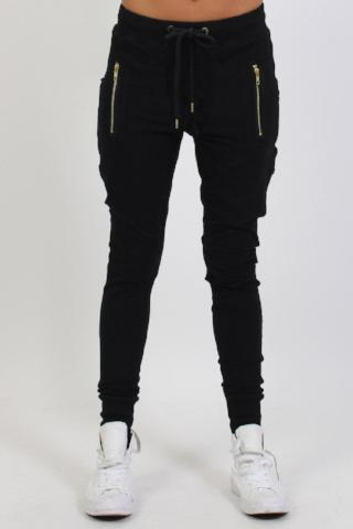 Escape Trackies Black/Gold
