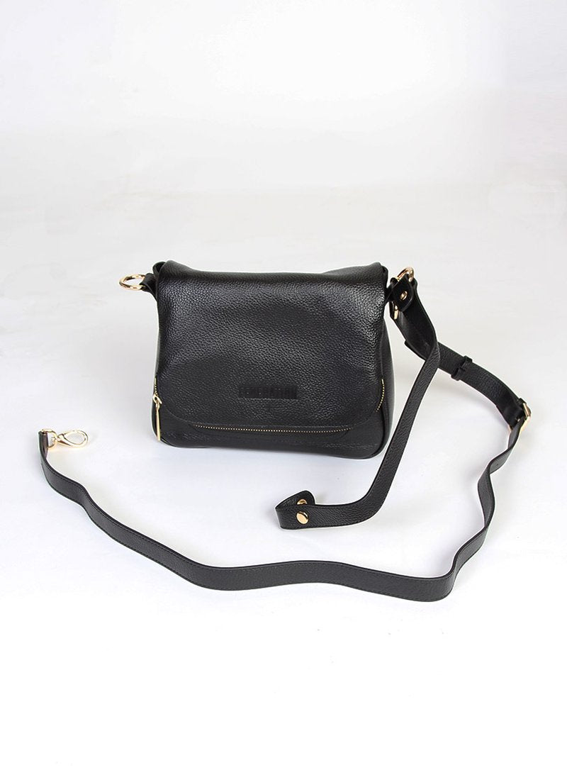 For Keeps Bag Black