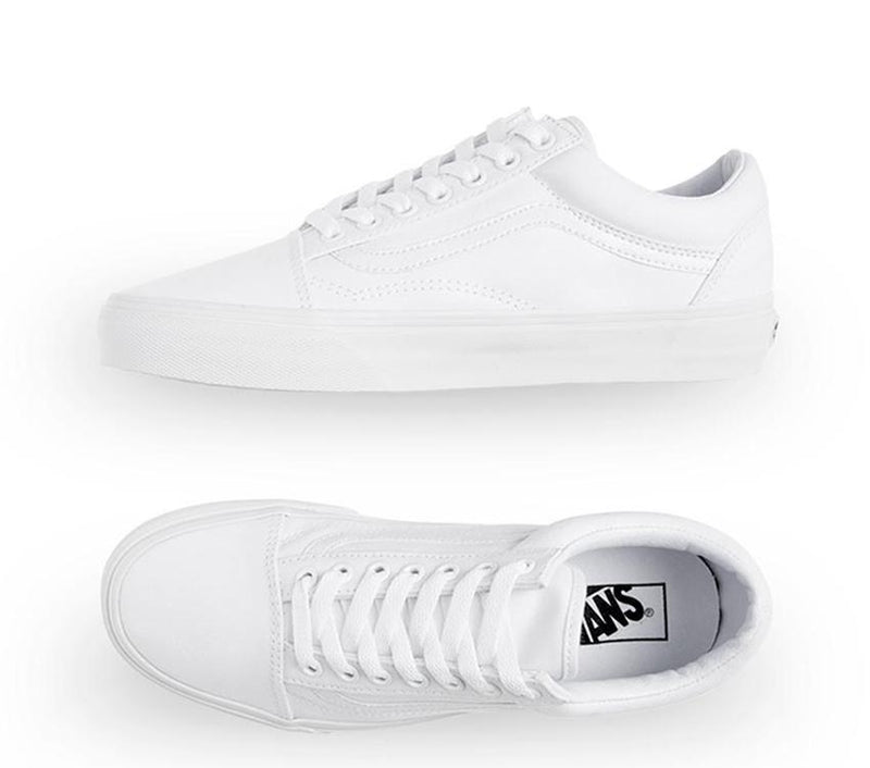 Old Skool True White
