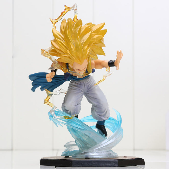 Anime Dragon Ball Z Super Saiyan 3 Gotenks ZERO Figuarts