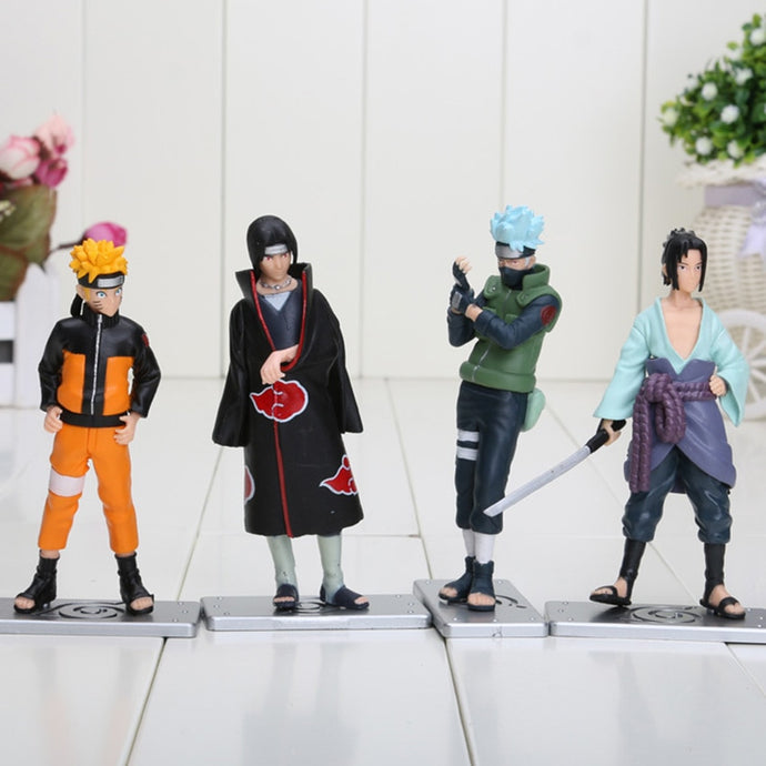 Generation Naruto Model Toy Action Figure