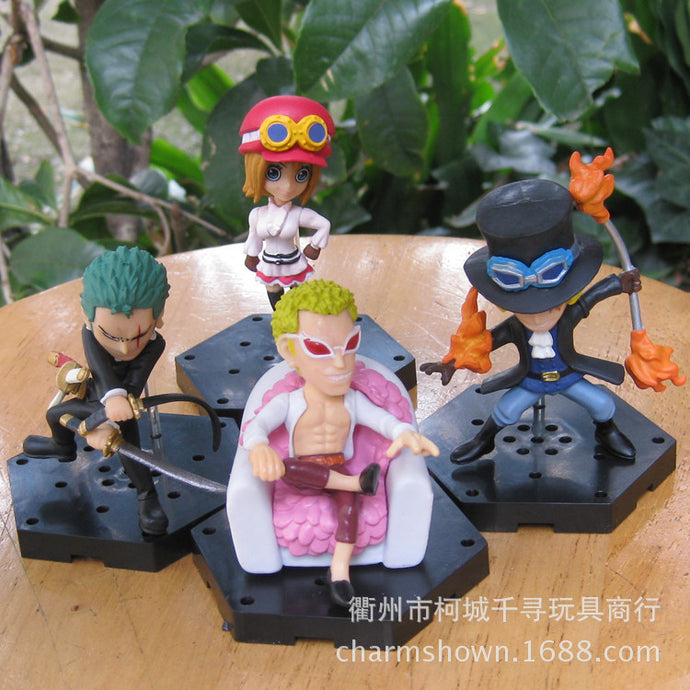 Doflamingo Roronoa Zoro Anime Collectible
