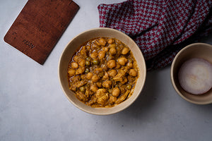 Chana Masala - Indian meal plan - The Cumin Club