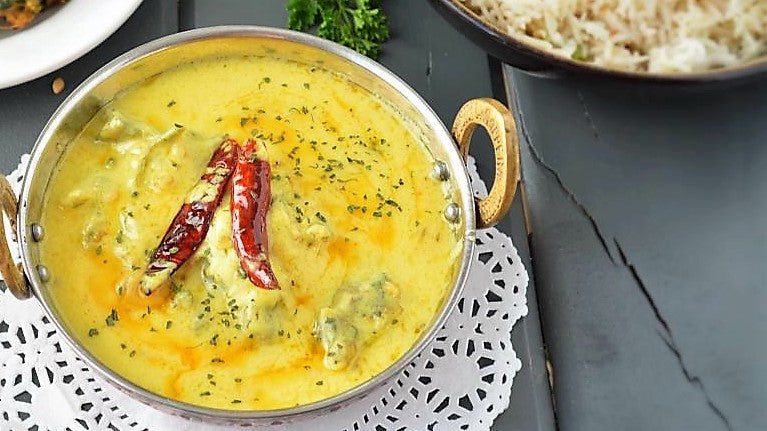 Kadhi - Indian meal plan - The Cumin Club