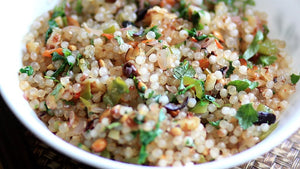 Sabudana Kichdi - Indian meal plan - The Cumin Club