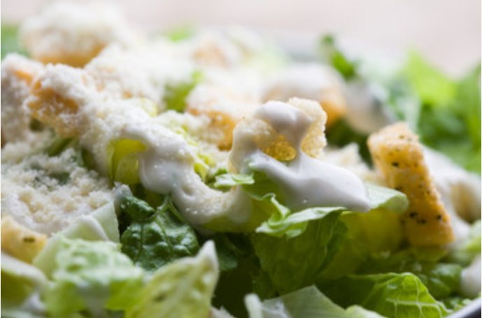 Caesar Salad Dressing (egg and anchovy free)