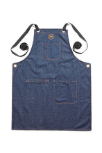 Load image into Gallery viewer, DENIM GRILLER'S APRON
