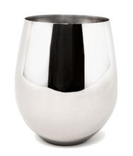 Load image into Gallery viewer, STEMLESS STAINLESS STEEL WINE GLASS