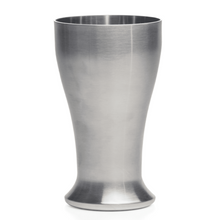 Load image into Gallery viewer, STAINLESS STEEL PILSNER BEER GLASS