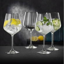 Load image into Gallery viewer, NACHTMANN CHRYSTAL GIN & TONIC S/4