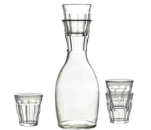 Load image into Gallery viewer, DURALEX 5PC. CARAFE SET - ON SALE!
