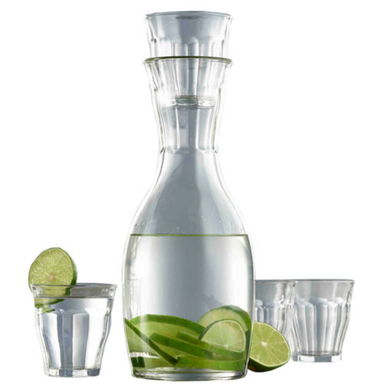 DURALEX 5PC. CARAFE SET - ON SALE!