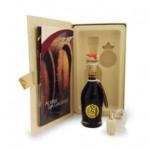 "Traditional Balsamic Vinegar Reggio Emilia Extra Old 25 Years ""Gold"" Acetaia San Giacomo"