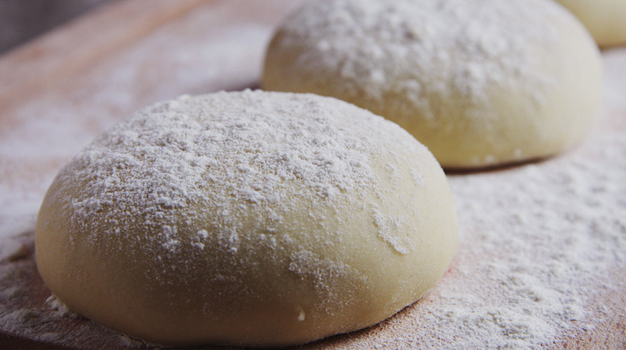 Home Made Pizza Dough 24 Leavened 600gr - 2 Pizza