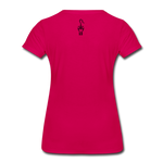 "Ladies ""Lincoln"" T-Shirt - Keyline Wear"